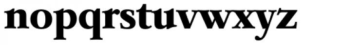 Garamond TS Bold Font LOWERCASE