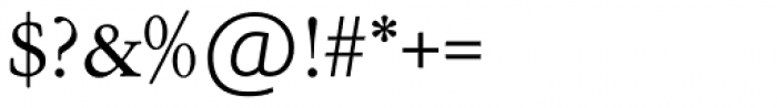 Garamont Amst EF Roman Font OTHER CHARS