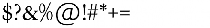 Garamont Amst SB Roman Font OTHER CHARS