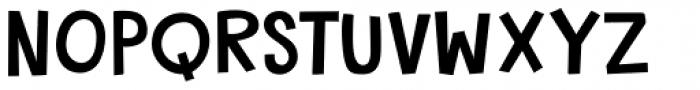 Garden Gnome Font UPPERCASE