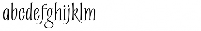 Garden Party Font LOWERCASE