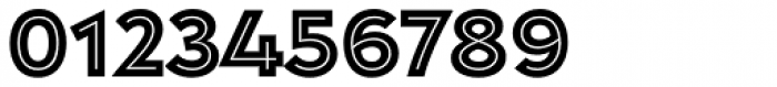 Garnet Capitals Inline Font OTHER CHARS