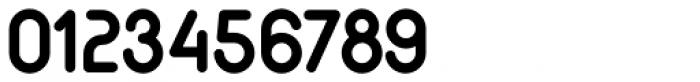 Garoa Medium Font OTHER CHARS