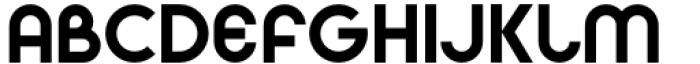 Gatha Sans Font UPPERCASE