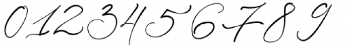 Gatha Script Font OTHER CHARS
