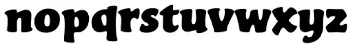 Gator Font LOWERCASE