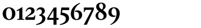 Gauthier FY Bold Font OTHER CHARS