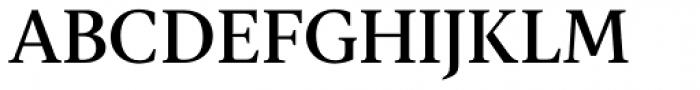 Gauthier Next FY Medium Font UPPERCASE