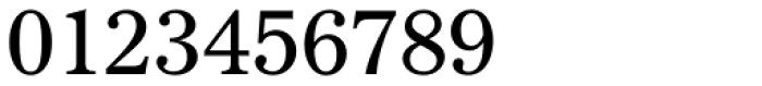 Gazette LT Std Roman Font OTHER CHARS