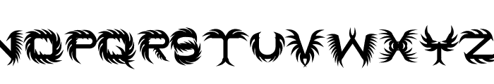 GDS Infinity Font UPPERCASE