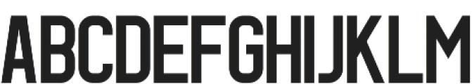 Geist Regular otf (400) Font LOWERCASE