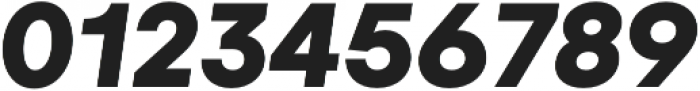 Gelion Black Italic otf (900) Font OTHER CHARS