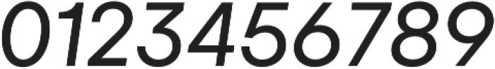 Gelion Regular Italic otf (400) Font OTHER CHARS