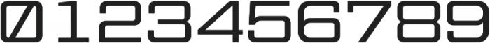 Gemini Cluster Medium otf (500) Font OTHER CHARS
