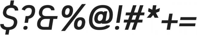 Gemini otf (400) Font OTHER CHARS