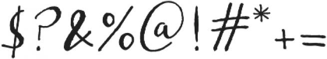Gemmadonati otf (400) Font OTHER CHARS