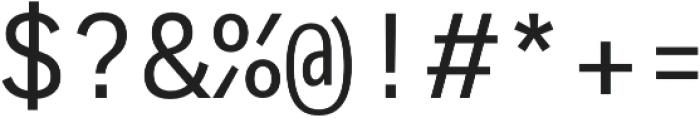 Generisch Mono otf (400) Font OTHER CHARS