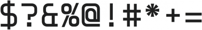 Genesis 03 Mono otf (400) Font OTHER CHARS