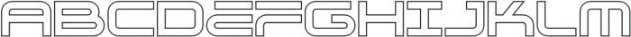 Genesis 03 Outline otf (400) Font LOWERCASE