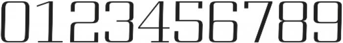 Genius regular otf (400) Font OTHER CHARS