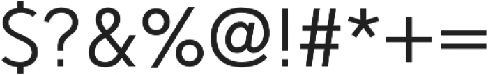 Gentleman 500 otf (500) Font OTHER CHARS