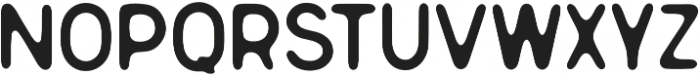 Genuine sans serif otf (400) Font UPPERCASE