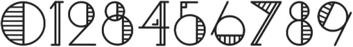 GeoMath  Regular Regular ttf (400) Font OTHER CHARS