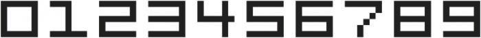 Geoblocks Text One otf (400) Font OTHER CHARS