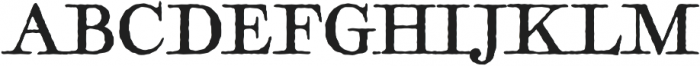 Geographica Hand otf (400) Font UPPERCASE