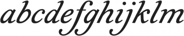 Geographica otf (400) Font LOWERCASE