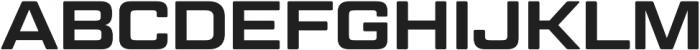 Geom Graphic SemiBold otf (600) Font UPPERCASE