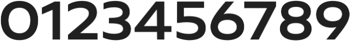 Geometrica Medium otf (500) Font OTHER CHARS