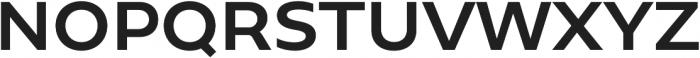 Geometrica Medium otf (500) Font UPPERCASE