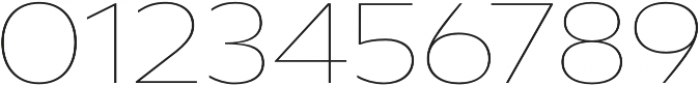 Geometrica Thin otf (100) Font OTHER CHARS