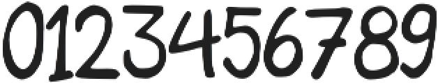 GeorgComic otf (400) Font OTHER CHARS
