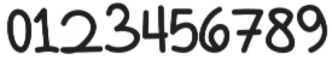 Geovana otf (400) Font OTHER CHARS
