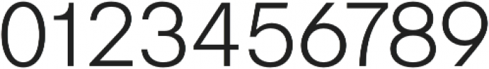 Geovetica SQ Light otf (300) Font OTHER CHARS