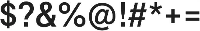 Geovetica SQ Medium otf (500) Font OTHER CHARS