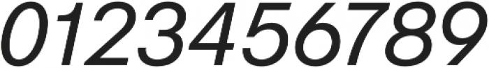 Geovetica SQ Regular Italic otf (400) Font OTHER CHARS