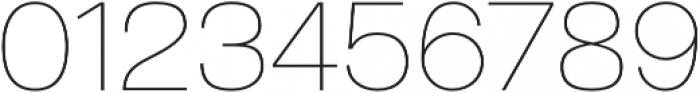 Gerlach Sans 200 otf (200) Font OTHER CHARS