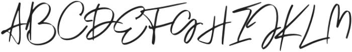 Germany Regular otf (400) Font UPPERCASE