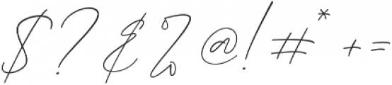 Germany Script Regular ttf (400) Font OTHER CHARS