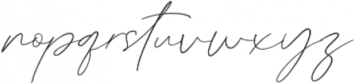 Germany Script Regular ttf (400) Font LOWERCASE