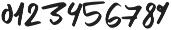 Germany otf (400) Font OTHER CHARS