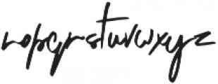 Germany otf (400) Font LOWERCASE