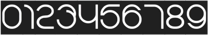 gembira-Inverse otf (400) Font OTHER CHARS