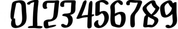 Gendar Rebus - A Cute Display Font 1 Font OTHER CHARS