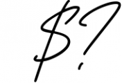 George Signature Classy Font OTHER CHARS