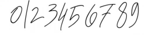 Geraldine | Hand Written Font 1 Font OTHER CHARS