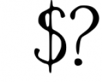 Geranium Font Font OTHER CHARS
